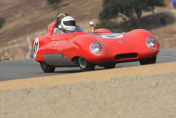 Glenn Stephens, 1956 Lotus 11  LeMans