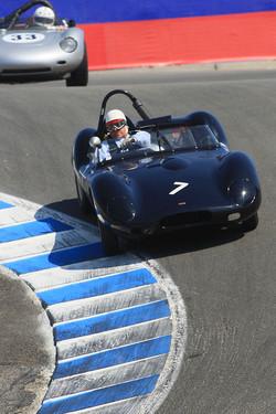 Stirling Moss, 1960 Lola Mk1