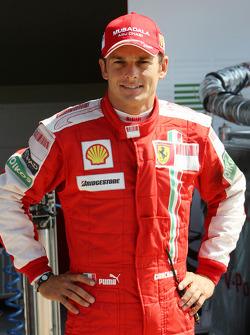 Giancarlo Fisichella, Scuderia Ferrari