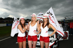 Jim Beam Racing Grid Girls