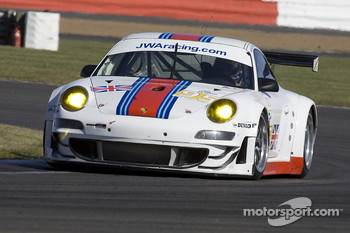 #95 James Watt Automotive Porsche 997 GT3 RSR: Markus Palttala, Paul Daniels, Martin Rich