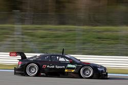 Mattias Ekström, Audi Sport Team, Testwagen