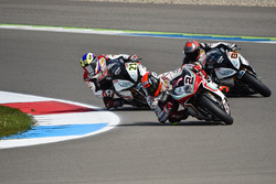 Leon Camier, MV Agusta, Markus Reiterberger, Althea BMW Team et Jordi Torres, Althea BMW Team