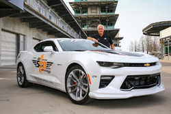 Indy 500 official pace car unveiling