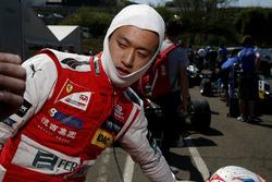 Guanyu Zhou, Motopark, Dallara F312 - Volkswagen