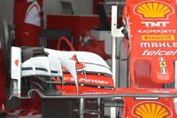 Ferrari SF16-H, Frontflügel (alt)