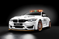 Presentation BMW M4 GTS Safety car