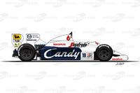 Le F.1 di Ayrton Senna