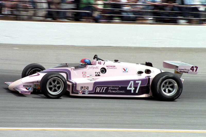 1984: Rookie Emerson Fittipaldi