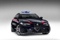Prodotto Foto - Alfo Romeo Giulia Quadrifoglio Carabinieri