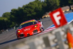 #55 CRS Racing Ferrari F430: Chris Niarchos, Tim Mullen