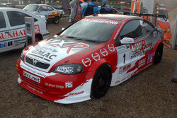 Yvan Muller's 2004 Vauxhall Astra Coupe