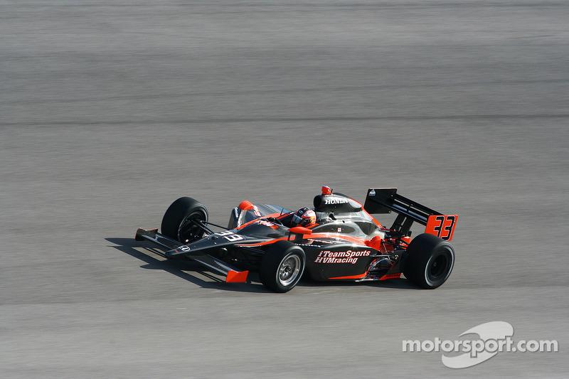 Robert Doornobos, HVM Racing