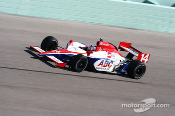Ryan Hunter-Reay, A.J. Foyt Enterprises