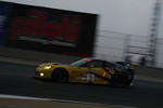 #3 Corvette Racing Chevrolet Corvette C6.R: Johnny O'Connell, Jan Magnussen