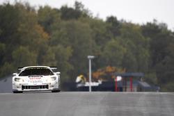 #19 Luc Alphand Aventures Corvette C6R: Xavier Maassen, Thomas Biagi