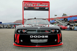 2010 Dodge Challenger for the NASCAR Nationwide Series