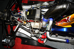 F2 rear engine detail