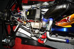 F2 rear engine detail