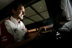 Chris Dredge Formula Two Championship Co-ordinator
