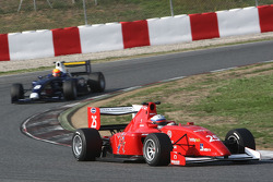 Milos Pavlovic leads Tobias Hegewald