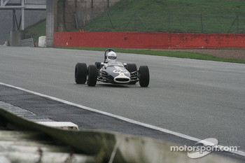 A Brabham BT21 in action
