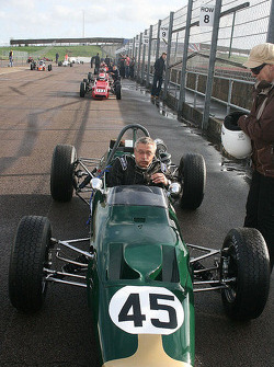 Colin Wright and the Merlyn Mk17
