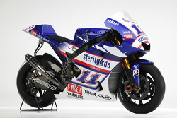 Ben Spies Yamaha YZR-M1 for the Valencian GP
