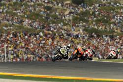 Randy De Puniet, LCR Honda MotoGP, Andrea Dovizioso, Repsol Honda Team