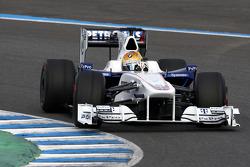 Esteban Gutierrez, Tests for BMW Sauber team