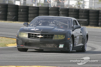 #97 Stevenson Motorsports Camaro GT.R: Andrew Davis, Robin Liddell, Gunter Schaldach