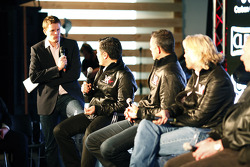 Questions and answers with Virgin Racing team principals
