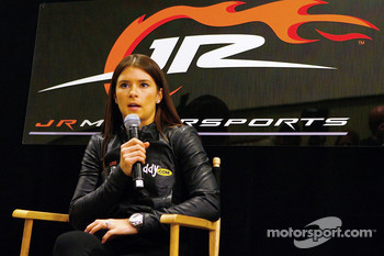 NASCAR Nationwide Series driver Danica Patrick talks about running up to 13 races next season in the No. 7 GoDaddy.com Chevrolet