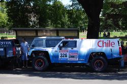 #326 Hummer of Carlo De Gavardo and Juan Pablo Rodriguez