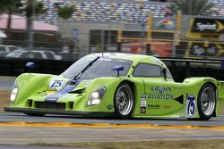 #75 Krohn Racing Ford Lola: Colin Braun, Nic Jonsson, Tracy Krohn, Ricardo Zonta