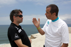 Ricardo Leal dos Santos and Carlos Sousa