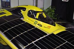 University of Michigan Solar Car Infinium