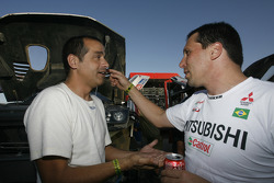 Carlos Sousa and Guilherme Spinelli