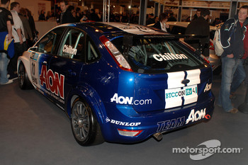 Tom Chilton's Team AON Focus