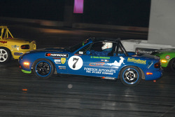 Mazda MX5 Racing in Live Action Arena