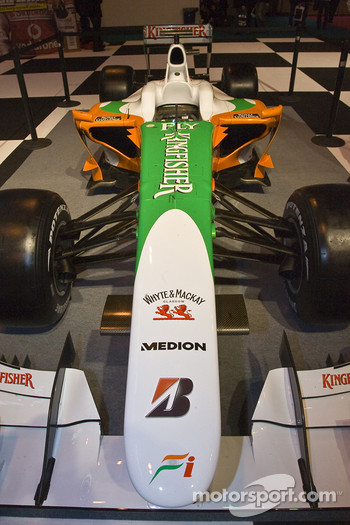Force India F1 display