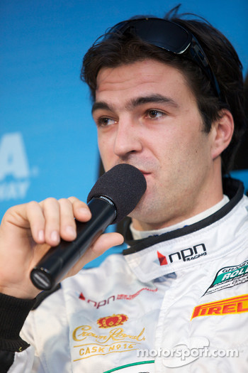 NPN Racing press conference: Lucas Luhr
