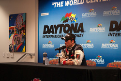Patrick Dempsey during an evening press conference