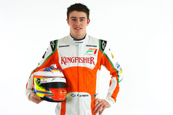 Paul Di Resta Force India F1 Third Driver