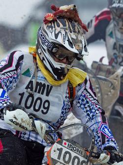#1009 KTM 400: Laurent Chaput