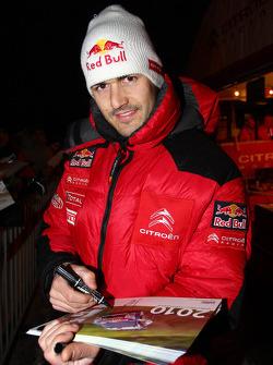 Daniel Sordo, Citroën C4 Citroën Total World Rally Team