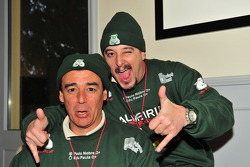 Paulo Nobre and Edu Paula, Mitsubishi Lancer Evo X