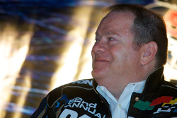 Champion's breakfast: Chip Ganassi talks with fans