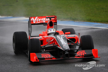 Timo Glock, Virgin Racing VR-01