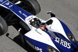 Nico Hulkenberg, Williams F1 Team, detail